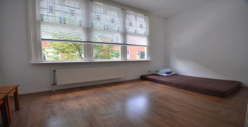 Studenten kamers te huur op de Kempenaerstraat in Rotterdam.