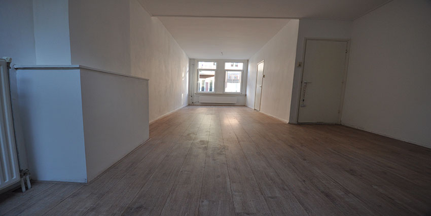 For rent apartment at the Moordrechtse Verlaat in Gouda Center.