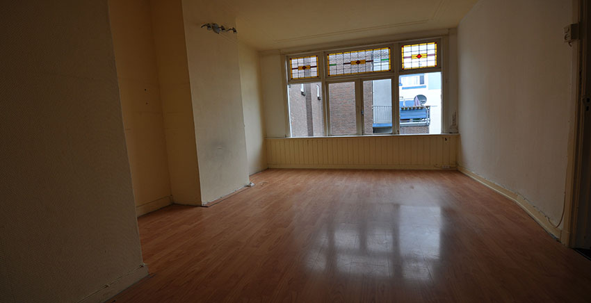 Two bedroom apartment for rent offered to Bree in Rotterdam South.