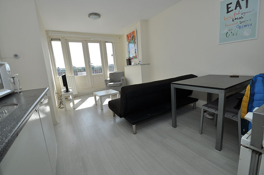 Two room house for rent in Schiedam on the Proffesor Kamerlingh Onneslaan.