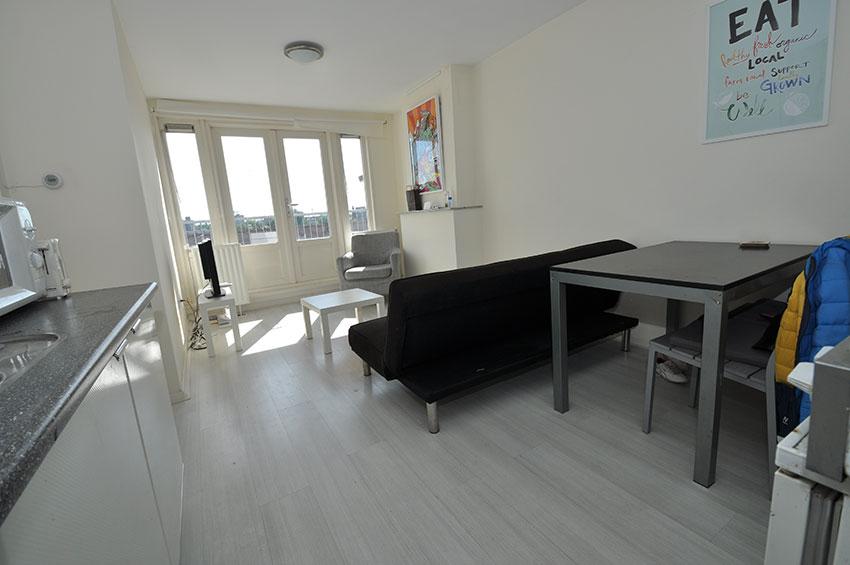 Nice two bedroom house for rent in Schiedam on the Proffesor Kamerlingh Onneslaan.