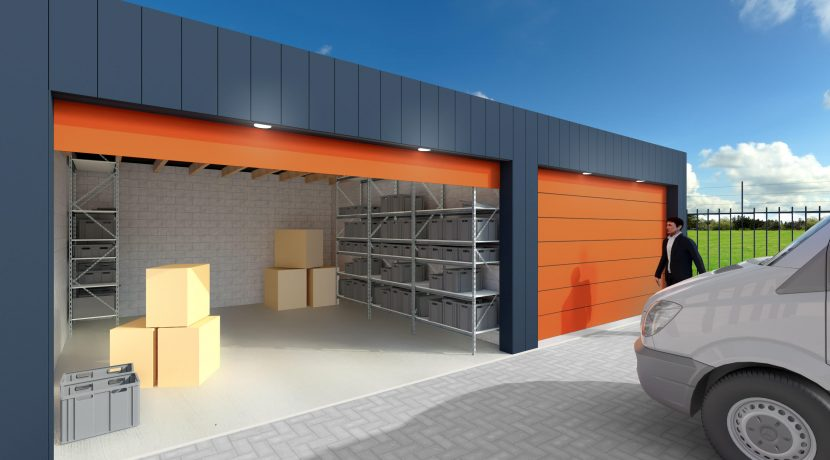 rotterdam garageboxen te huur