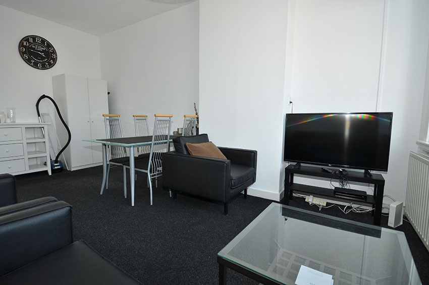 3 room apartment for rent on the Marnixstraat in Rotterdam Crooswijk.